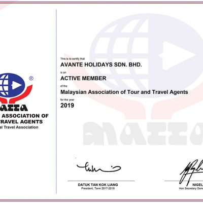 Malaysian Association of Tour and Travel Agents